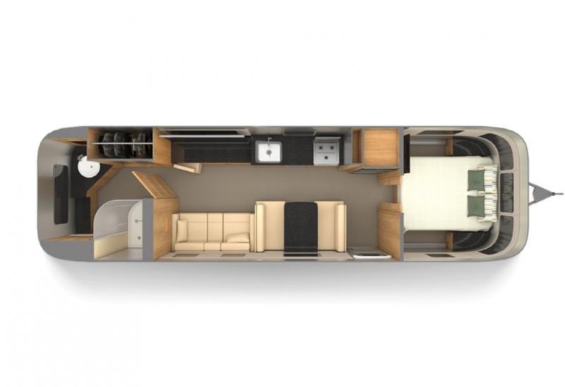 Airstream Classic 33FB