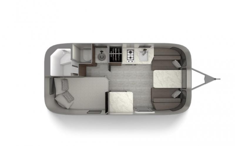 Airstream Caravel 19CB