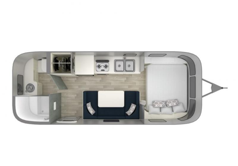 Airstream Bambi 22FB