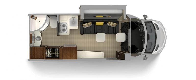 Airstream Atlas Murphy Suite