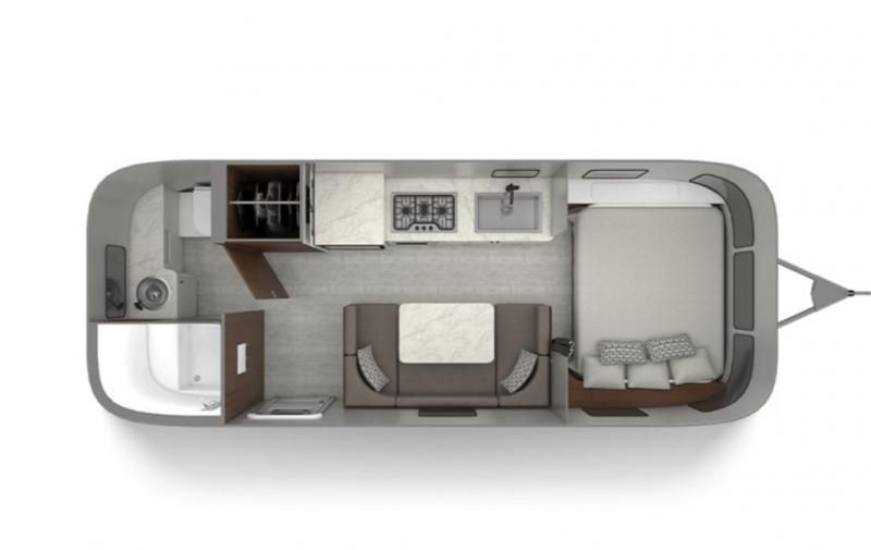 Airstream Caravel 22FB