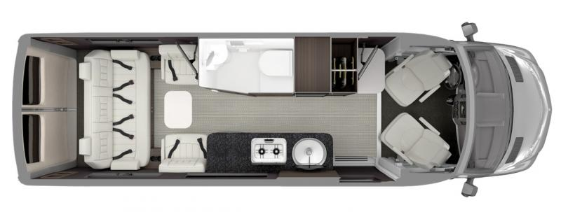 Airstream Interstate Grand Tour EXT Base