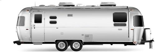 Airstream Globetrotter 23FB Twin