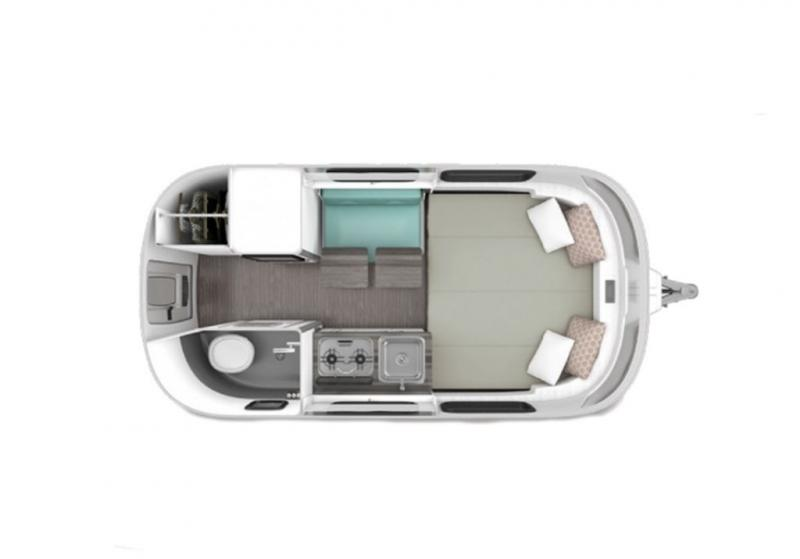 Airstream Nest 16FB