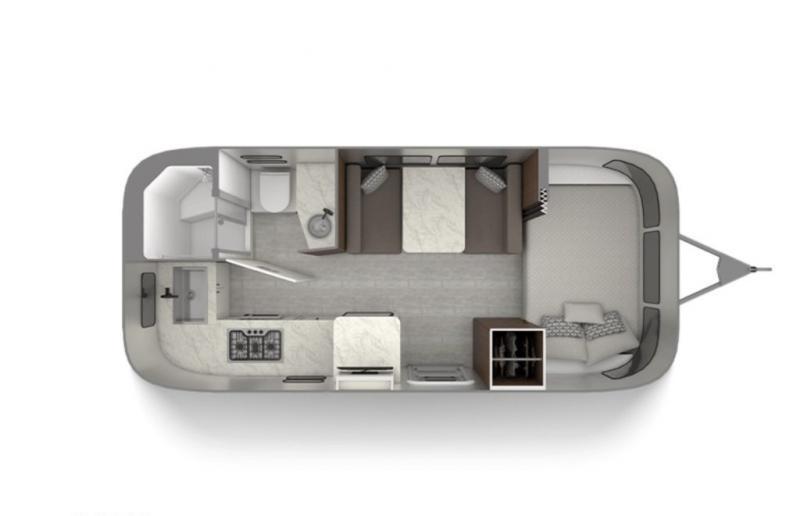 Airstream Caravel 20FB