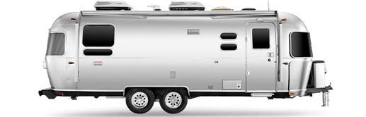 Airstream International Serenity 25RB Twin