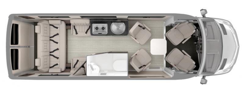 Airstream Interstate Lounge EXT Base