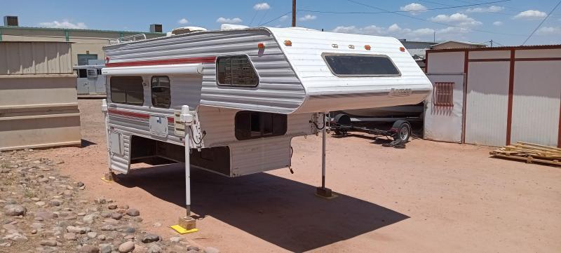 1995 Lance CAMPER LC 990 Truck Bed Camper RV