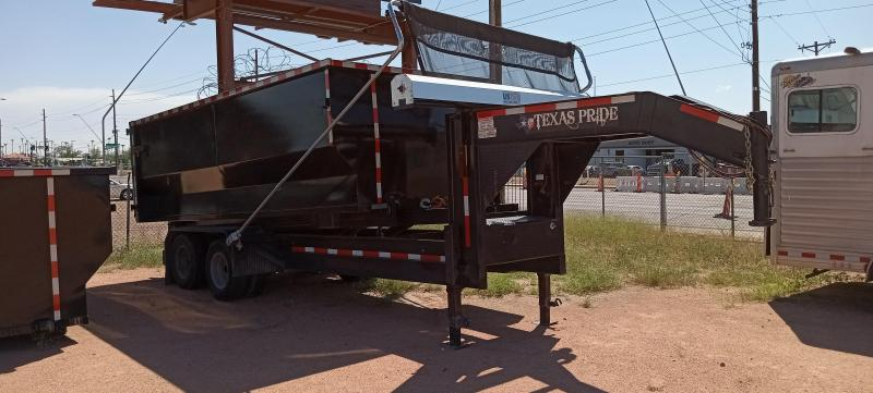 2019 Texas Pride Trailers ROLL OFF GN TRAILER R0816 Rollster
