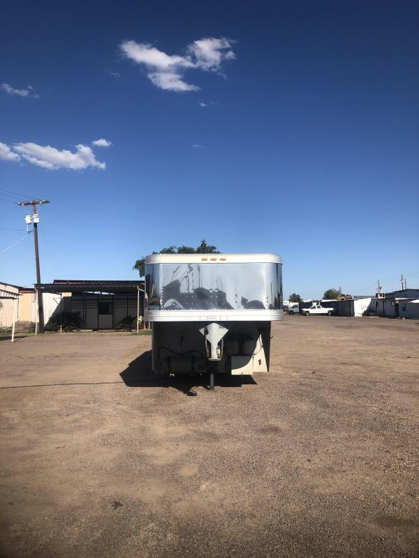 1998 Featherlite 4H LQ Horse Trailer