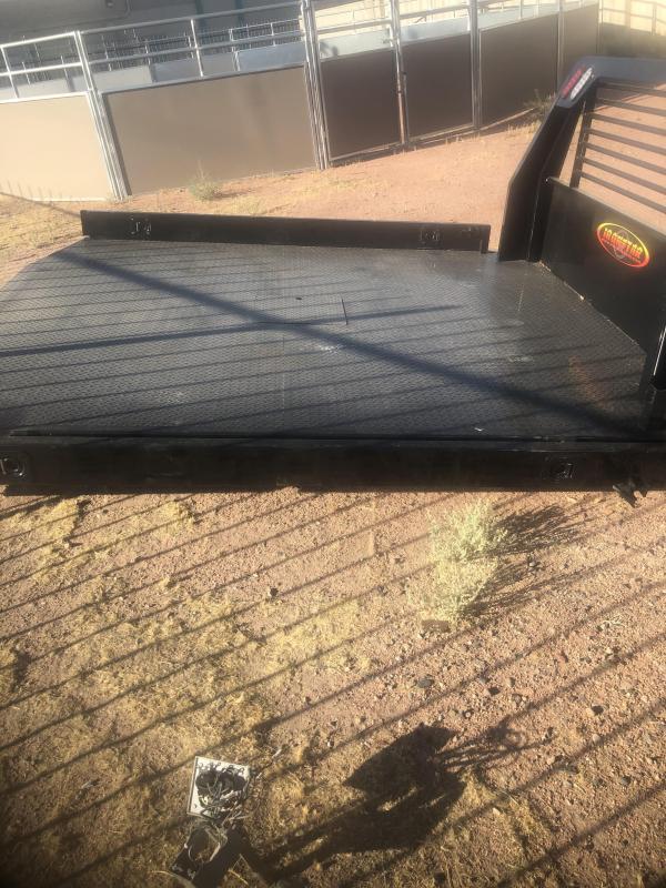 2020 Iron Star BARRON Truck Bed
