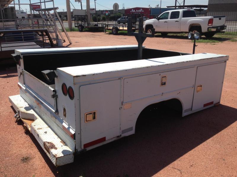 2014 Other RAWSON - KEONIG SERVICE BODY Truck