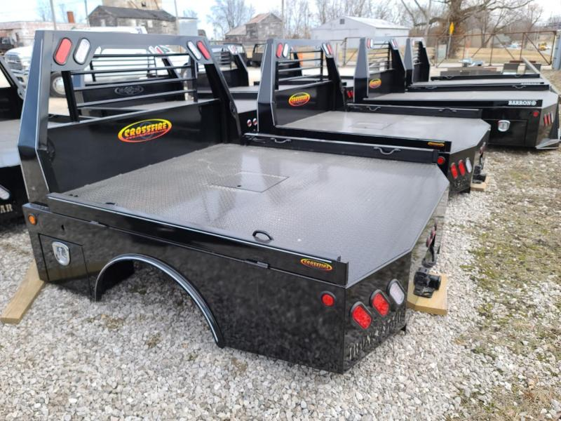 2021 Iron Star IRONSTACROSSFIRE SKIRTED FOR A SHORTBED Truck Bed