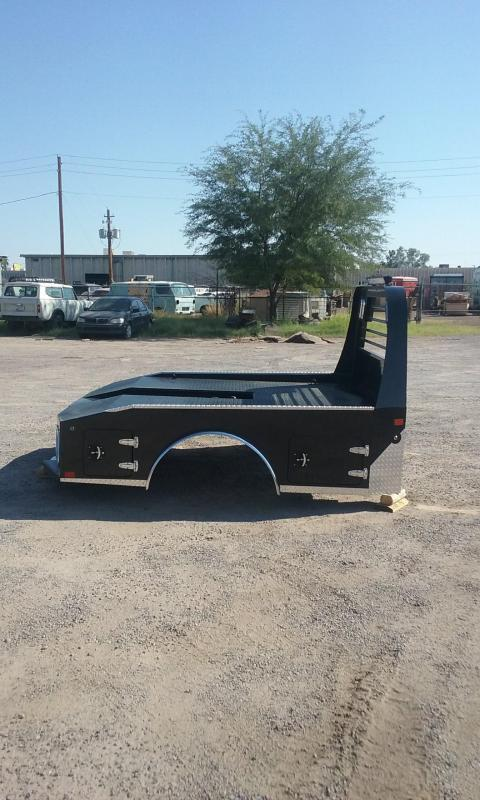 """2018 NORSTAR WH 88""""X8'6""""X56""""CA X 38"""" - 42"""" ADJUSTABLE RUNNER FORD OR GM"""