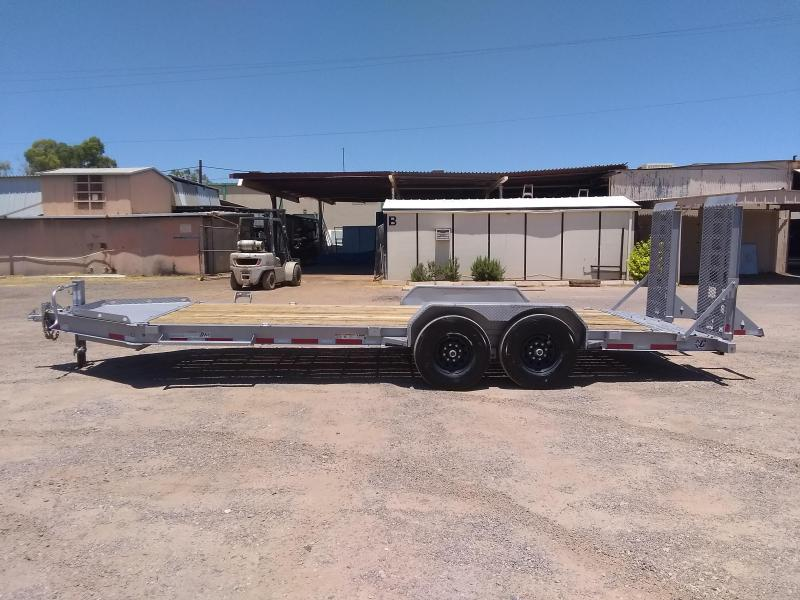 2019 Diamond C Trailers LPX 20 Equipment Trailer