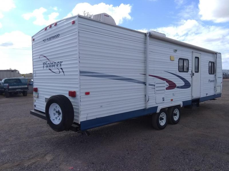 2005 Fleetwood Pioneer 2005 FLEETWOOD PIONEER 2005 BP TRAVEL TRAILER Travel Trailer RV