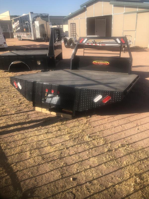 2020 Iron Star CROSSFIRE Truck Bed