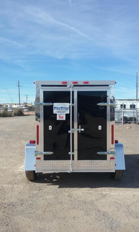 2017 Maxwell FARRIER TRAILER Enclosed Cargo Trailer