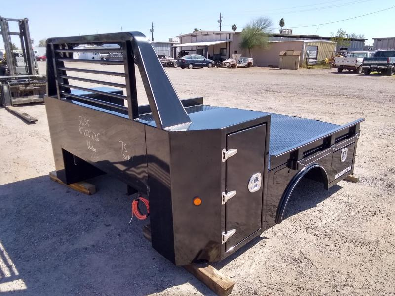 2021 Iron Star BARRON XT SKIRTED FOR TAKEOFF DUALLY Truck Bed