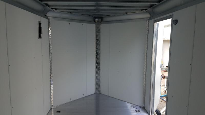 2020 Aluma AE714 Cargo / Enclosed Trailer