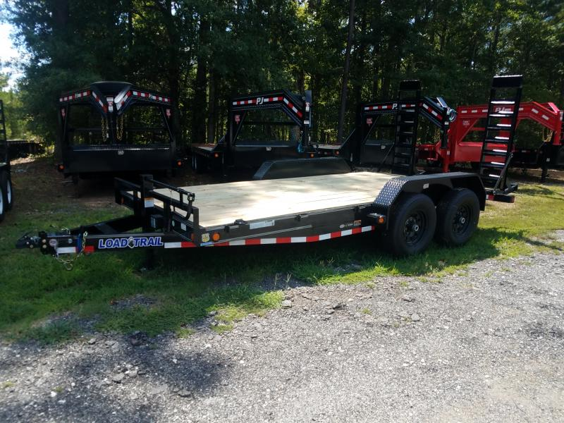 2019 Load Trail CH14 Equipment Trailer