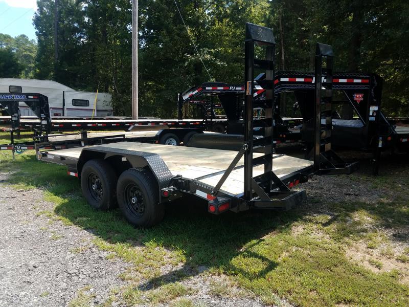 2021 Load Trail CH14 Equipment Trailer