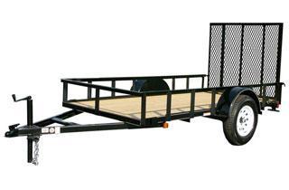 CARRY-ON 6X12 GW utility trailer