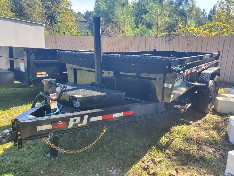 2022 PJ Trailers 83 Pro-lift Dump Trailer
