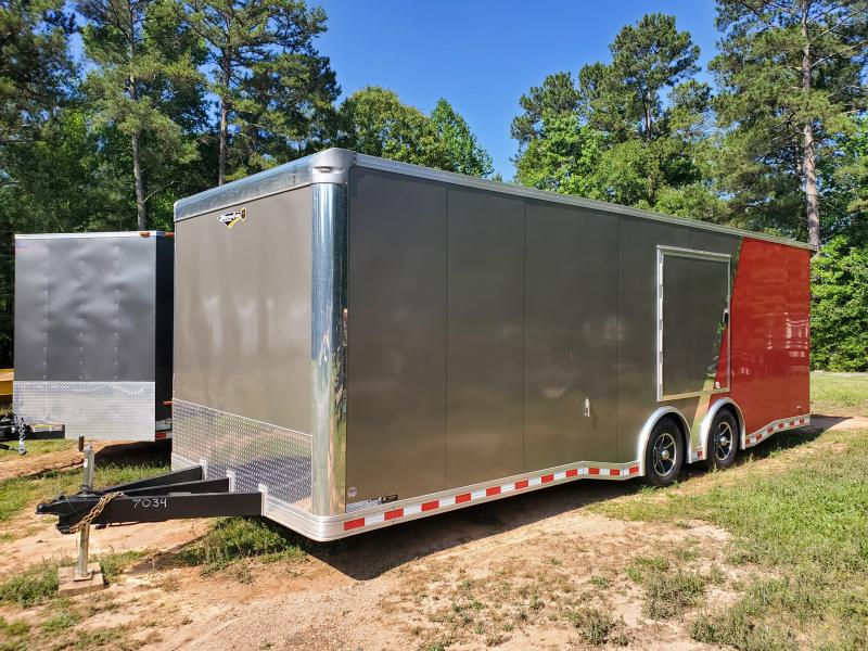 2019 Bravo Trailers STP85X24TA3 Car / Racing Trailer