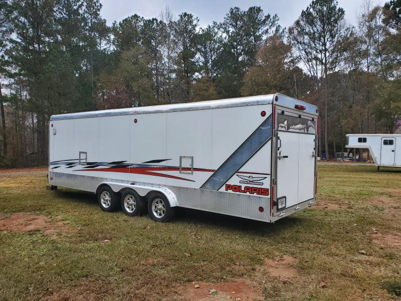 2007 R R Trailers 7524PSD Snowmobile Trailer