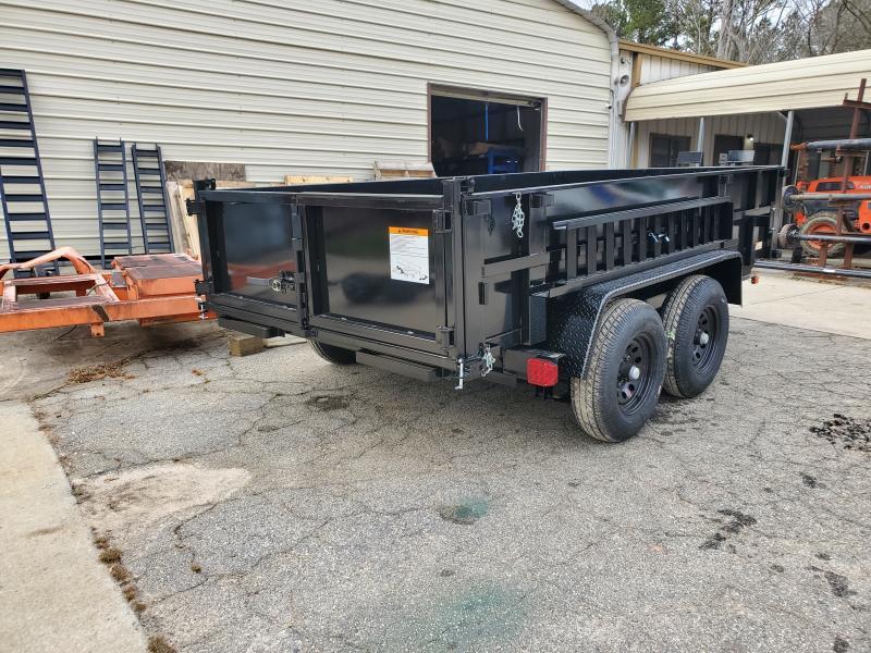 2021 Carry-On 6x12 5 ton dump Dump Trailer