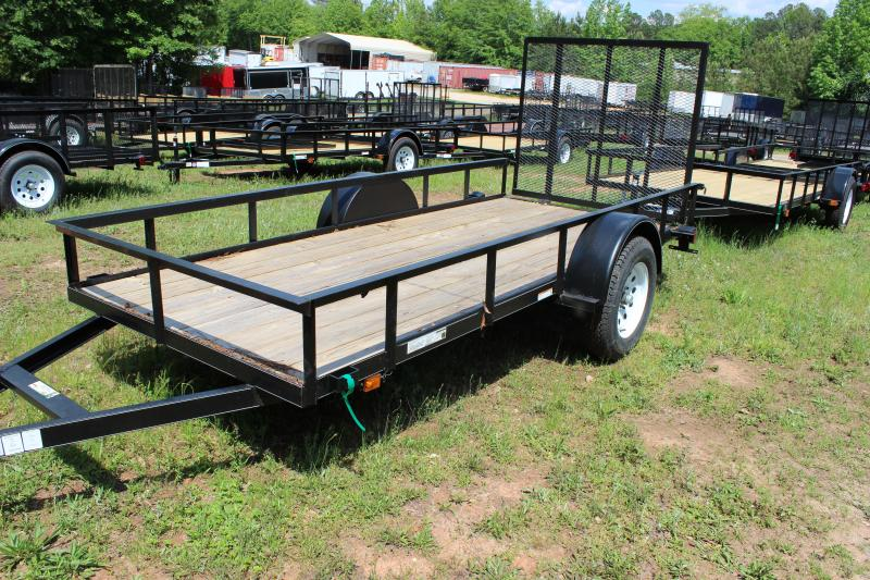 2020 Carry-On Carry-On 6x14 Landscaping Trailer Utility Trailer
