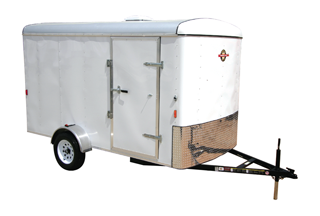 CARRY-ON 6X12 CGR enclosed cargo trailer