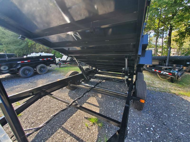 2022 Carry-On 7x14 7 ton dump Dump Trailer