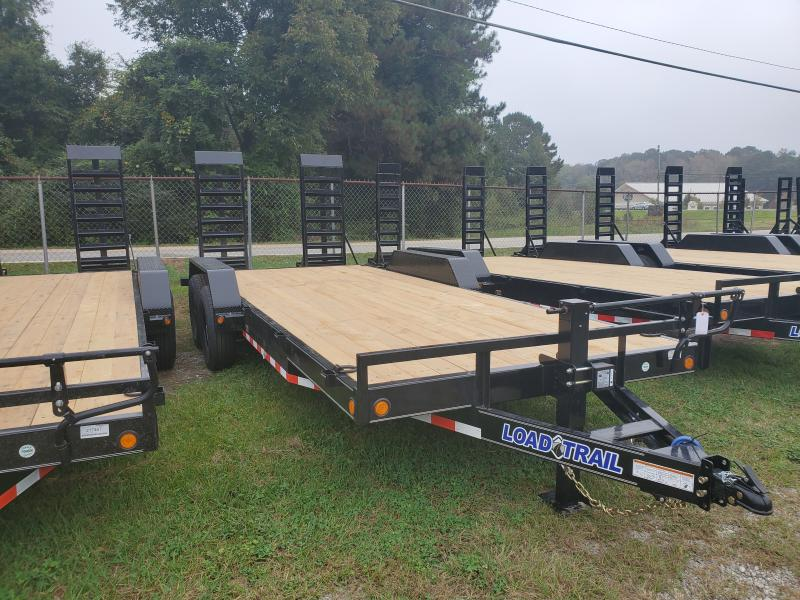 2021 Load Trail CH14 Equipment Trailer