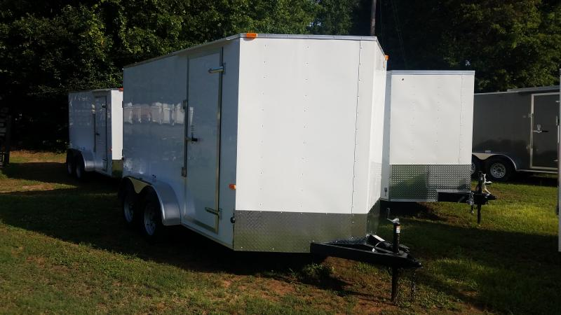 2020 Cargo Craft Ranger 7x14/12 Cargo / Enclosed Trailer