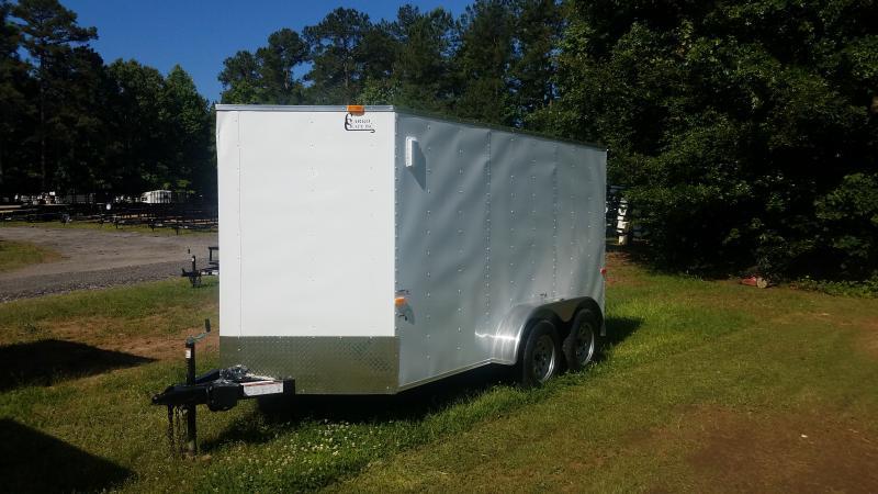 2020 Cargo Craft Ranger 6x12 Cargo / Enclosed Trailer