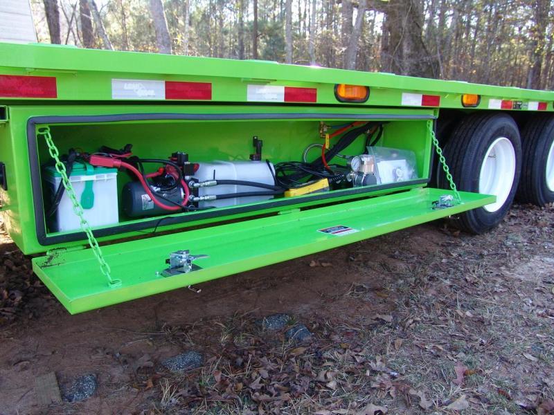 2019 Load Trail GR40 Flatbed Trailer