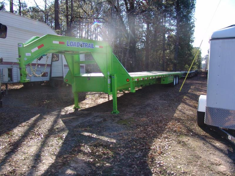2021 Load Trail GR40 Flatbed Trailer