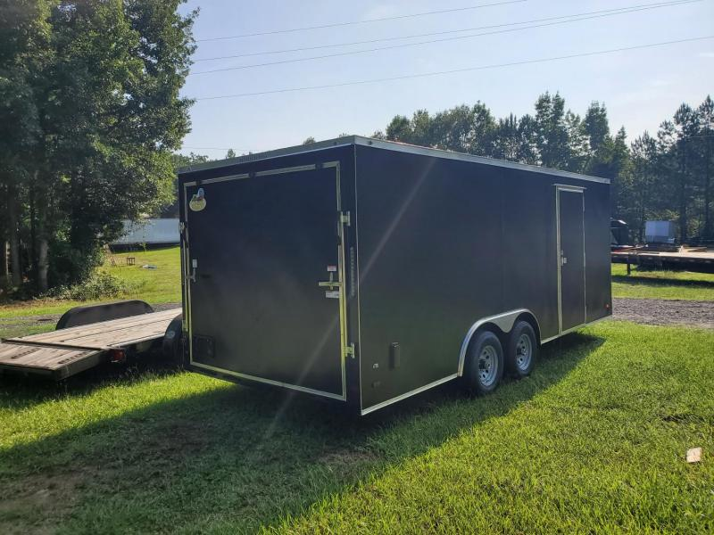 2021 Covered Wagon Trailers Goldmine 8.5X20 Car / Racing Trailer