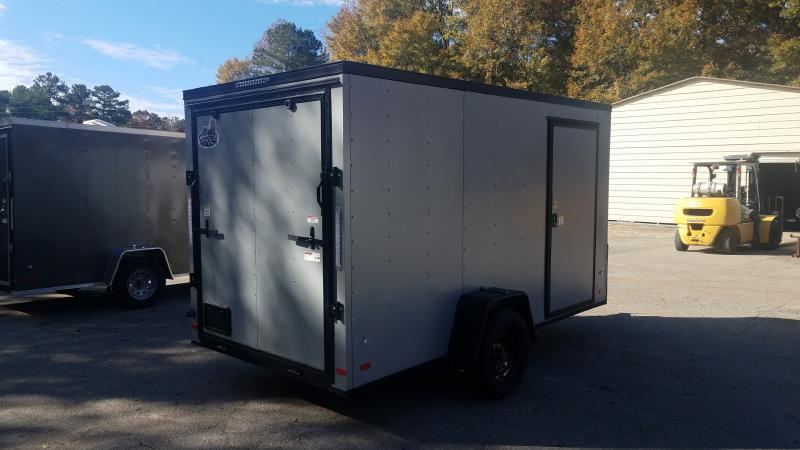 2021 Covered Wagon Trailers 6x12 gold mine Cargo / Enclosed Trailer