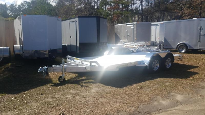 2021 Aluma 8216R Car / Racing Trailer