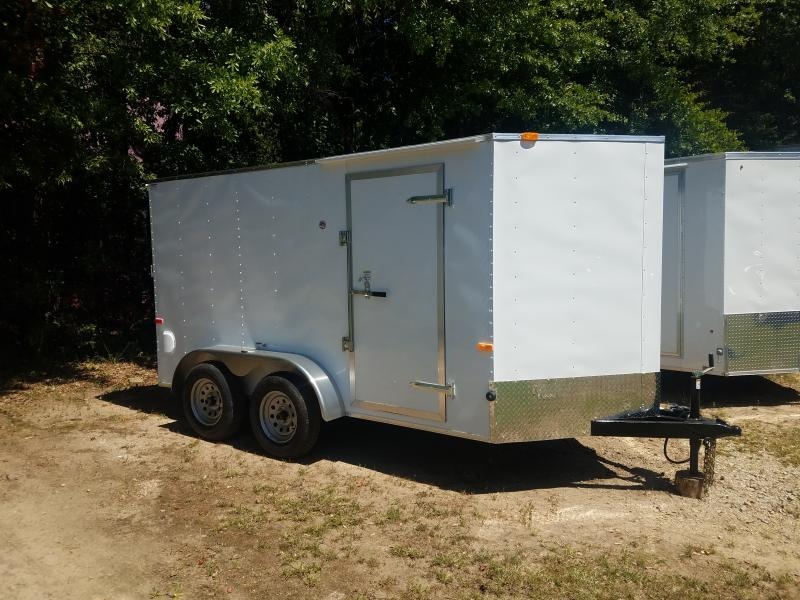 2021 Cargo Craft Ranger 6x12 Cargo / Enclosed Trailer