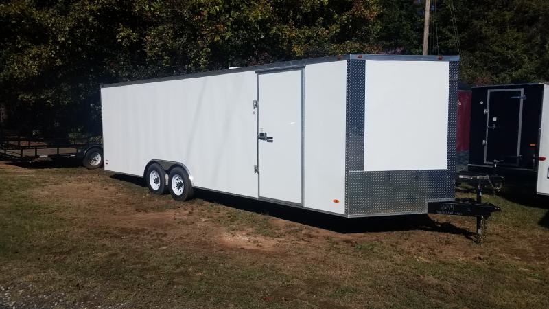 2020 Freedom Trailers 8.5x24 Car / Racing Trailer
