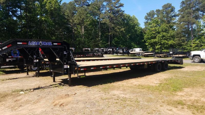 2021 Load Trail GP040 Flatbed Trailer