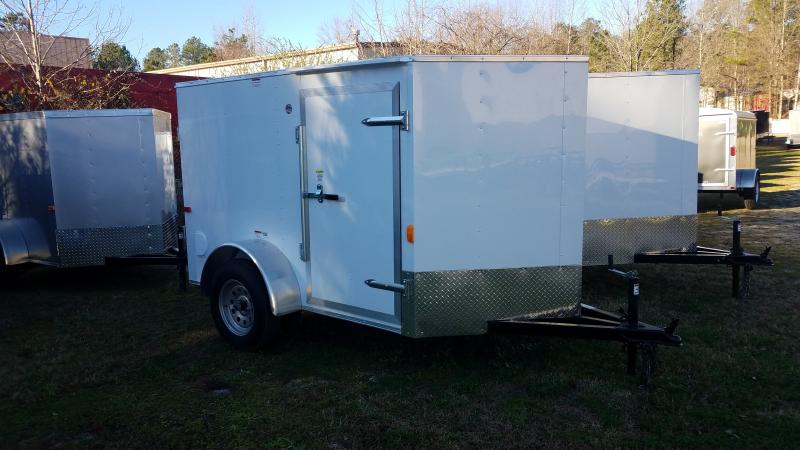 2021 Cargo Craft 5x10 Cargo / Enclosed Trailer