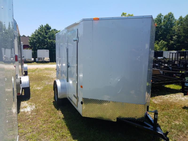 2019 Cargo Craft Ranger 6x10 Cargo / Enclosed Trailer