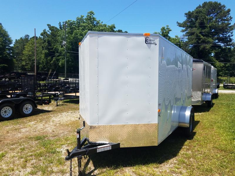 2021 Cargo Craft Ranger 6x10 Cargo / Enclosed Trailer