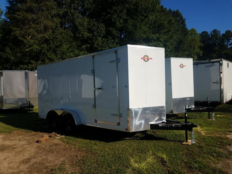 2021 Carry-On 7x16cgrv Cargo / Enclosed Trailer