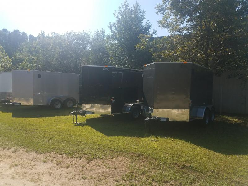 2021 Cargo Craft ranger Cargo / Enclosed Trailer